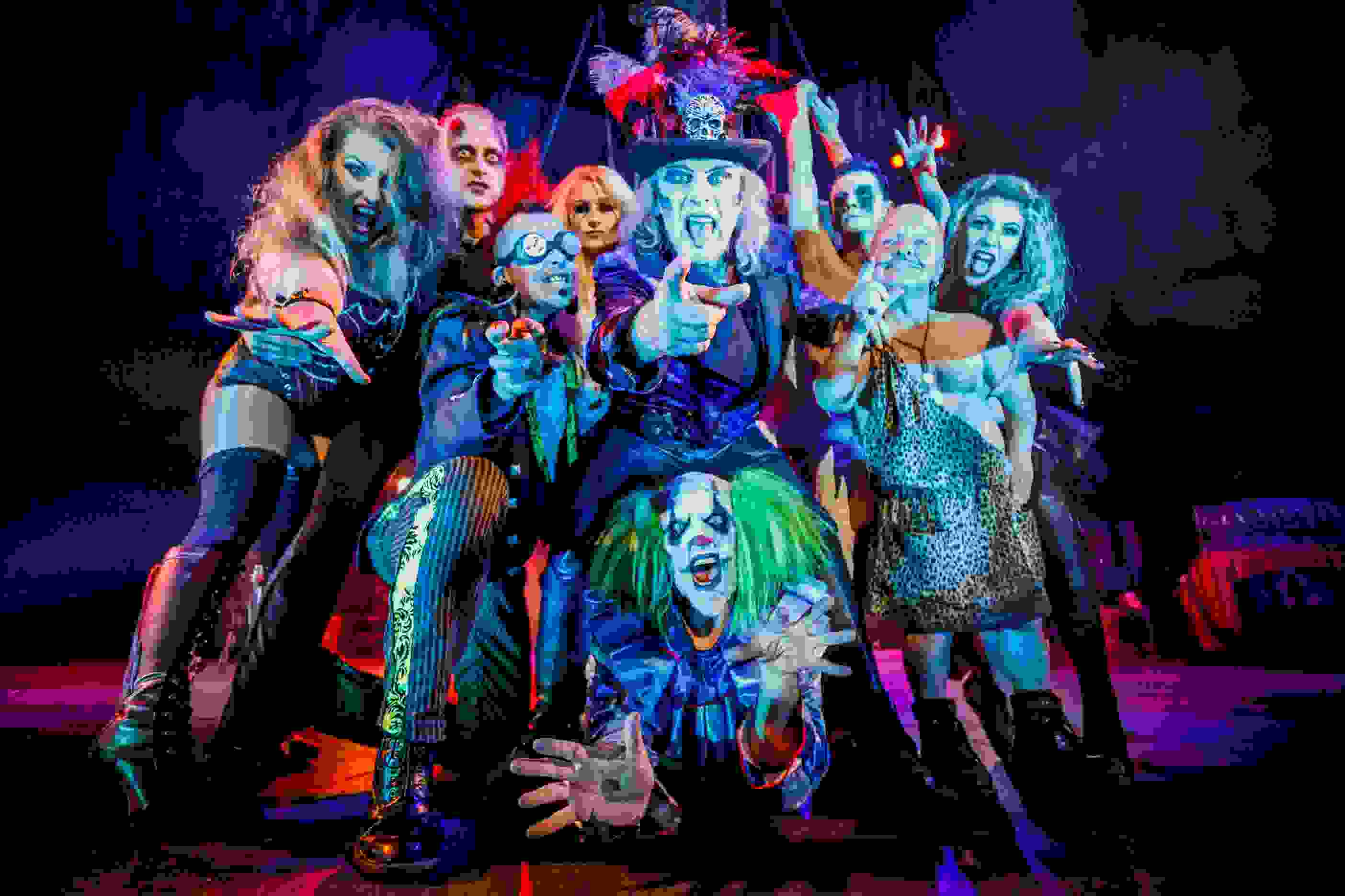 Circus of Horrors - Brand New Show