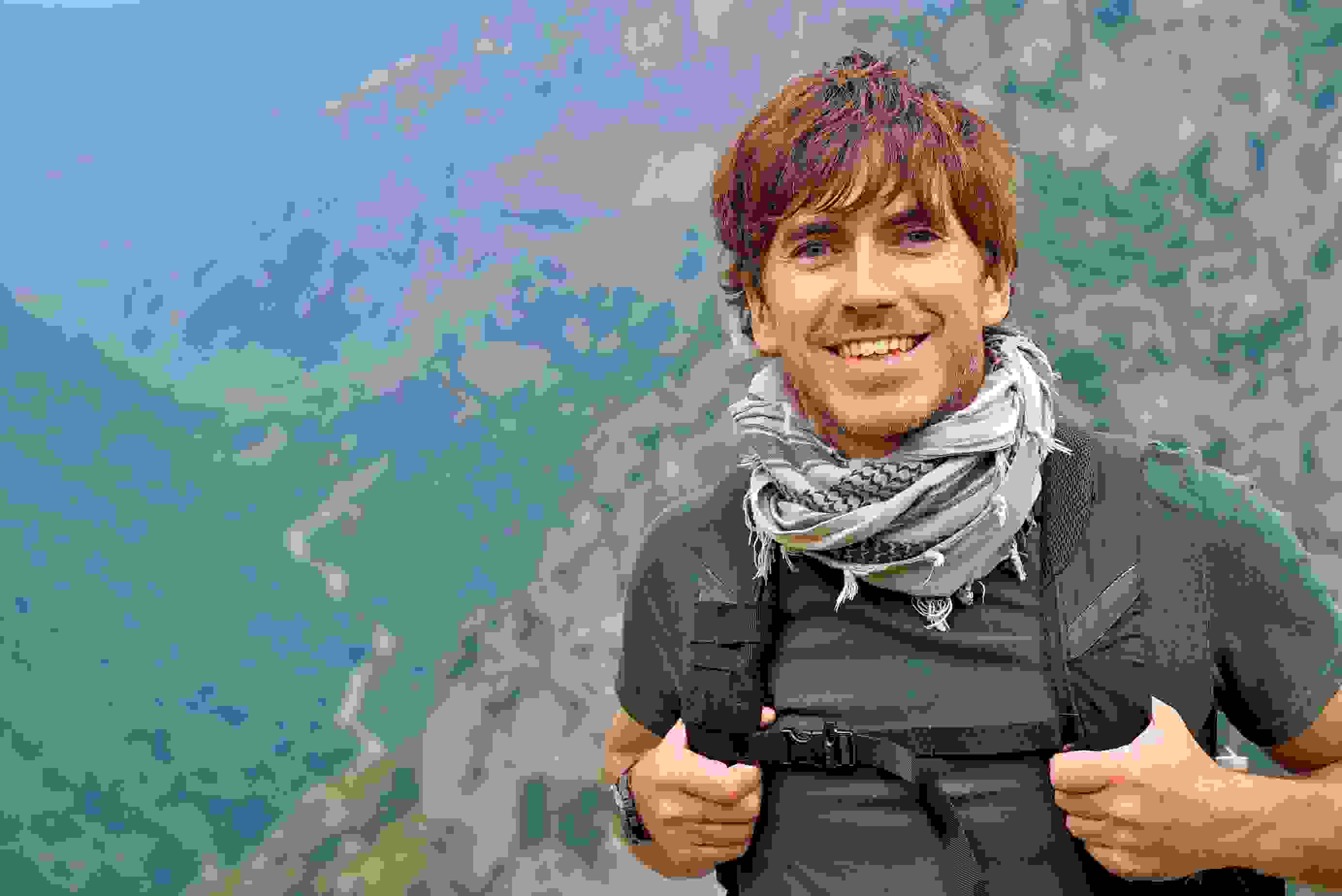An Audience with Simon Reeve (SOLD OUT)