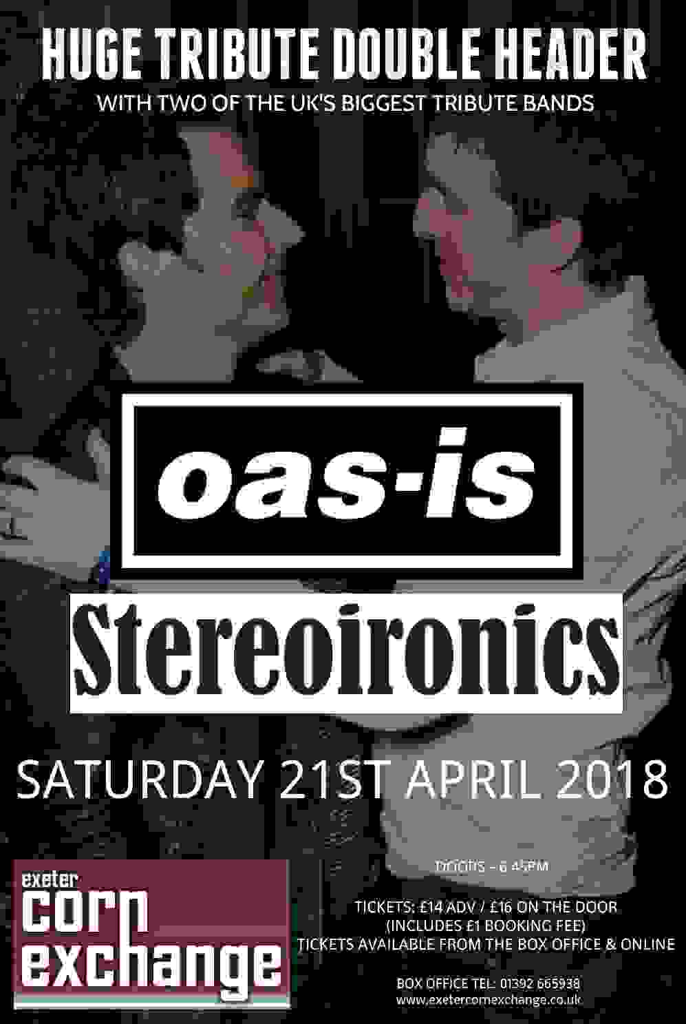 Oas-is & Stereoironics