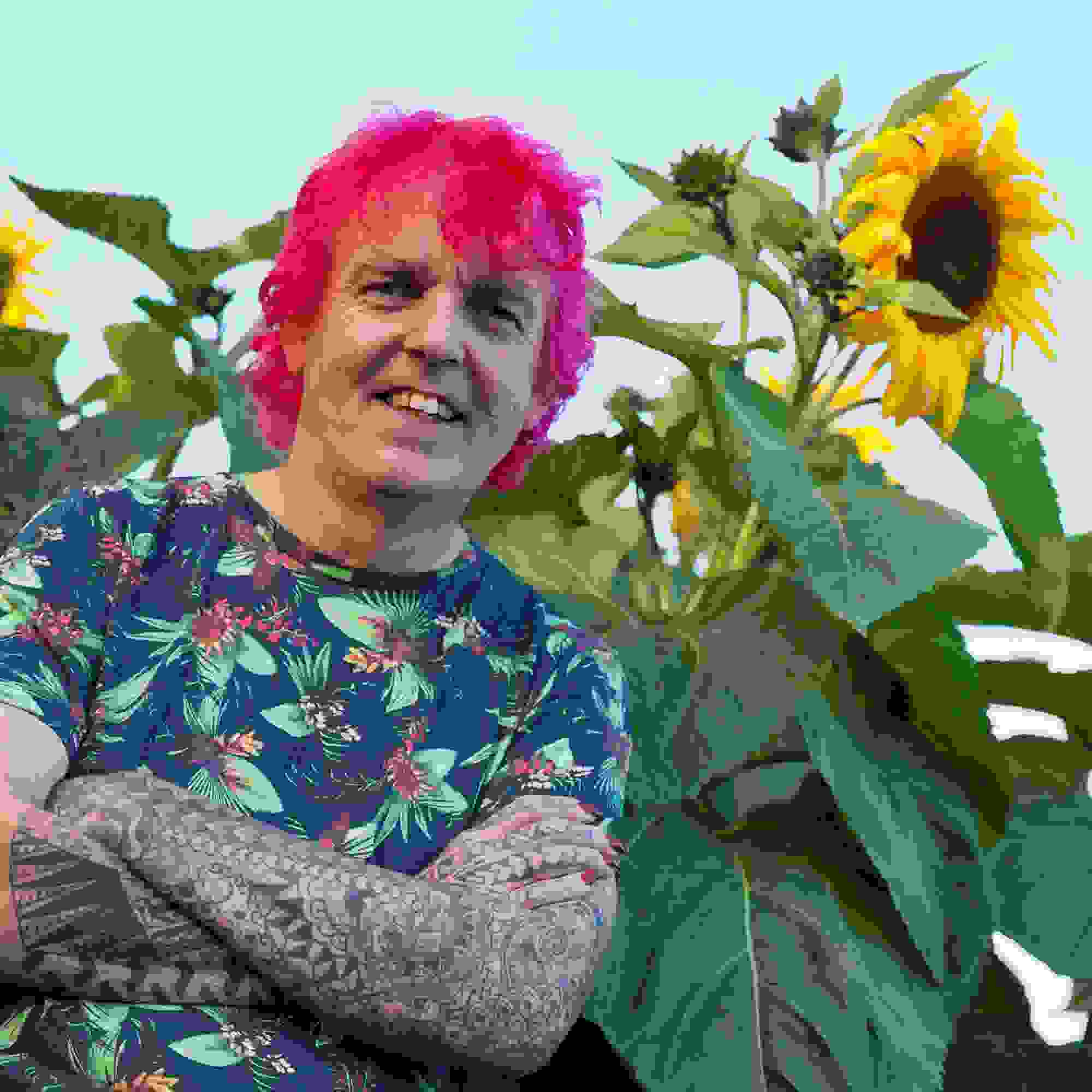 Alan Gardner: The Autistic Gardener on Tour! POSTPONED