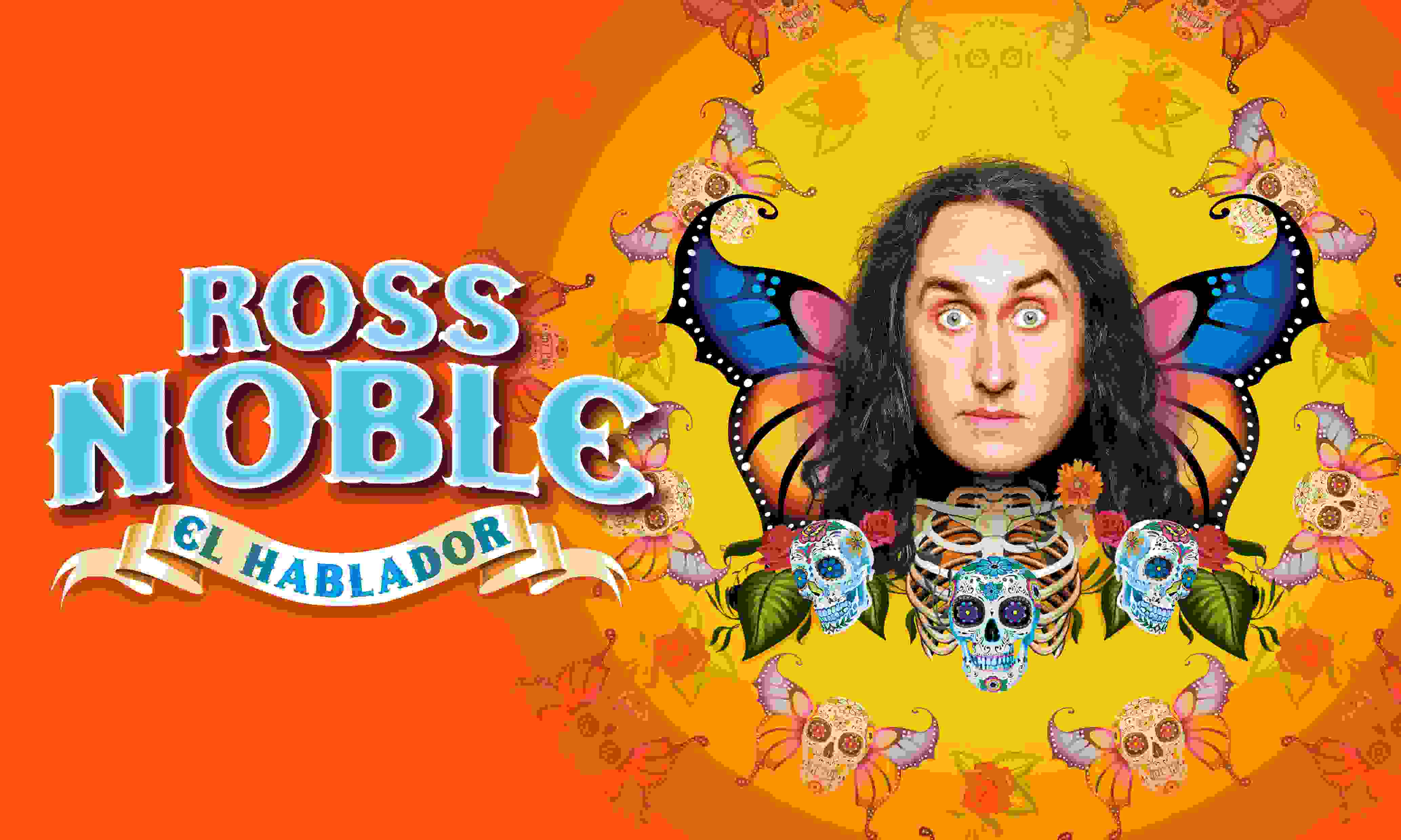 ROSS NOBLE EL HABLADOR - SOLD OUT