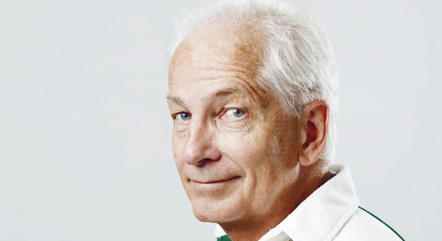 David Gower - On The Front Foot