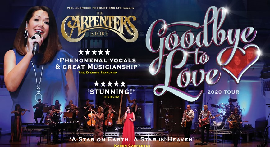 The Carpenters Story - Goodbye To Love Tour