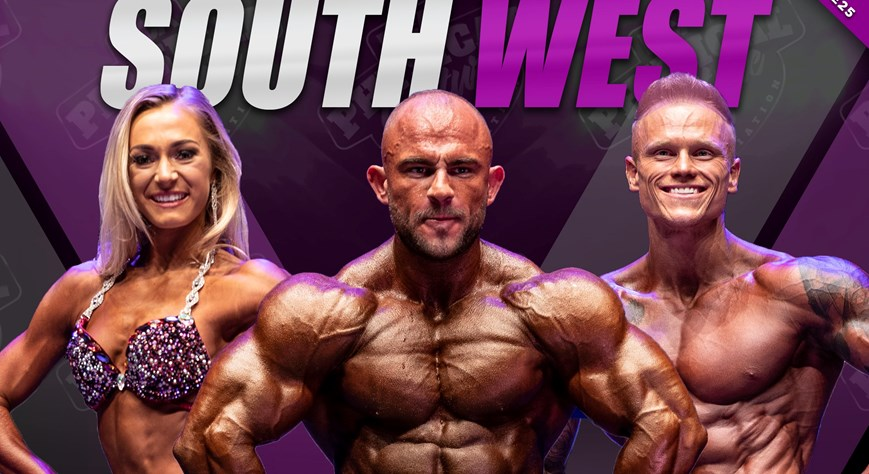 PCA South West: Bodybuilding & Fitness Show